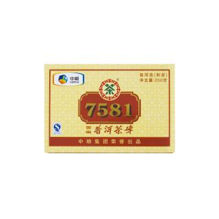普洱茶磚(7581)