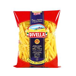 義大利Divella 筆尖麵D27(500g)(無庫存)