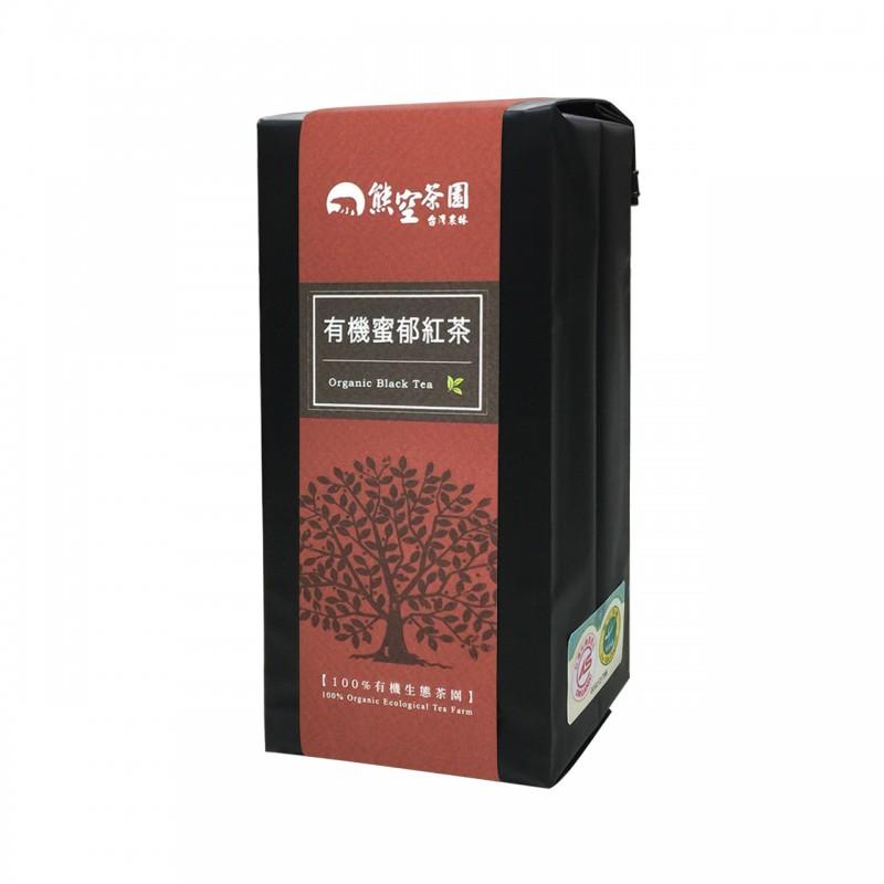有機蜜郁紅茶 120g