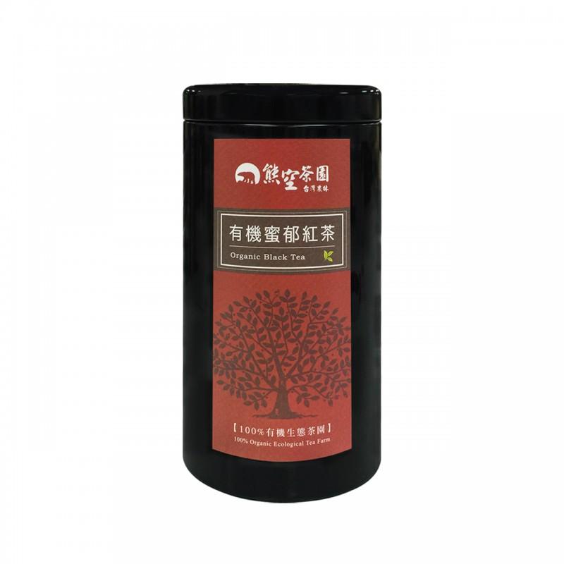 有機蜜郁紅茶 70g
