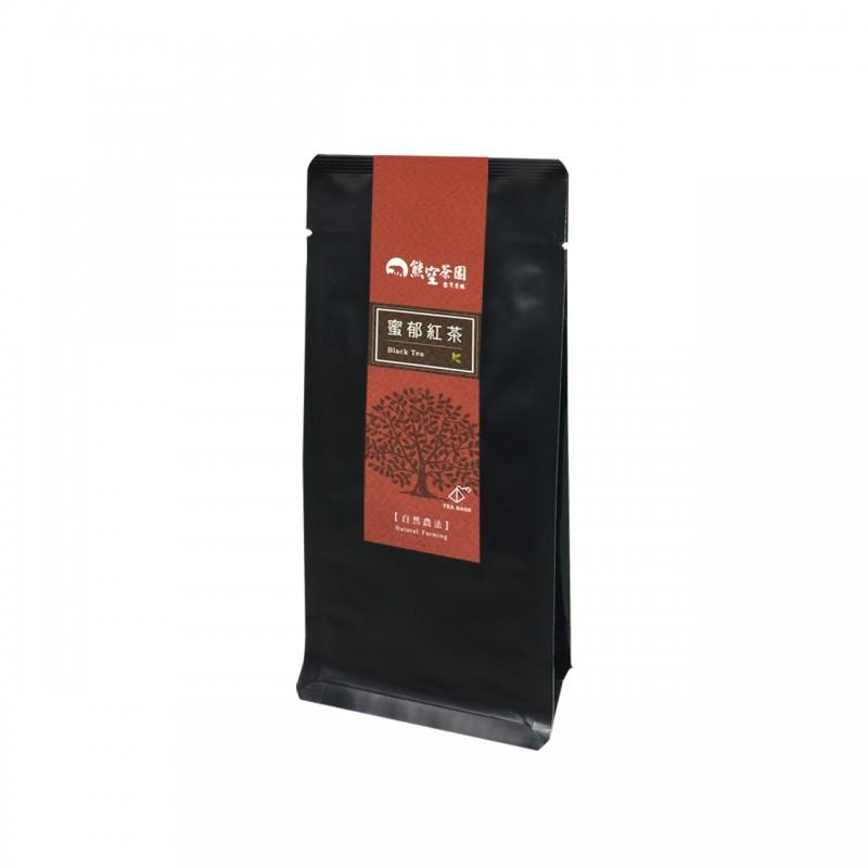 蜜郁紅茶立體茶包  2gx7入(自然農法)