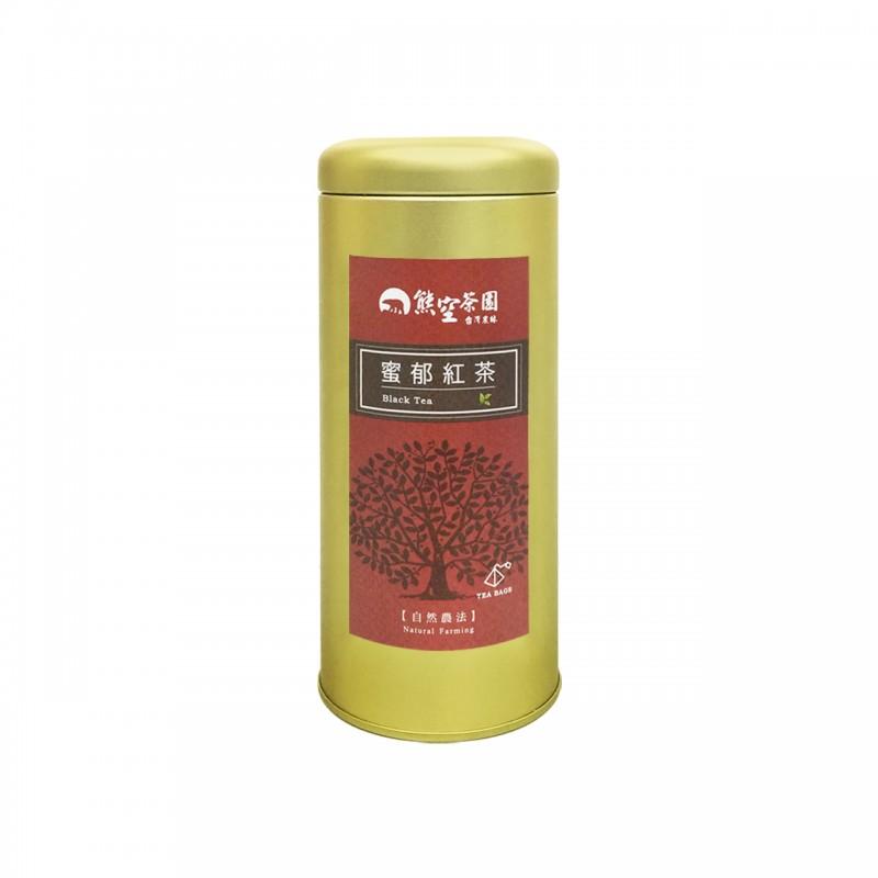 蜜郁紅茶立體茶包  2gx12入(自然農法)