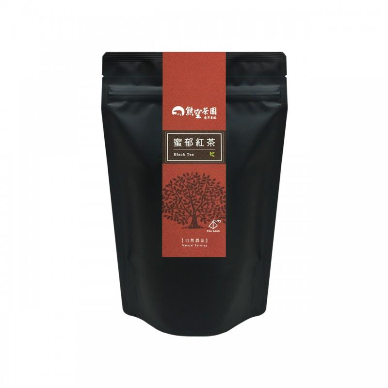 蜜郁紅茶立體茶包  2gx25入(自然農法)