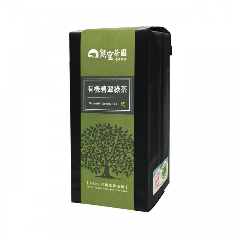 有機碧翠綠茶 120g