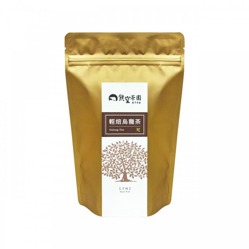 輕焙烏龍茶(手採)150g