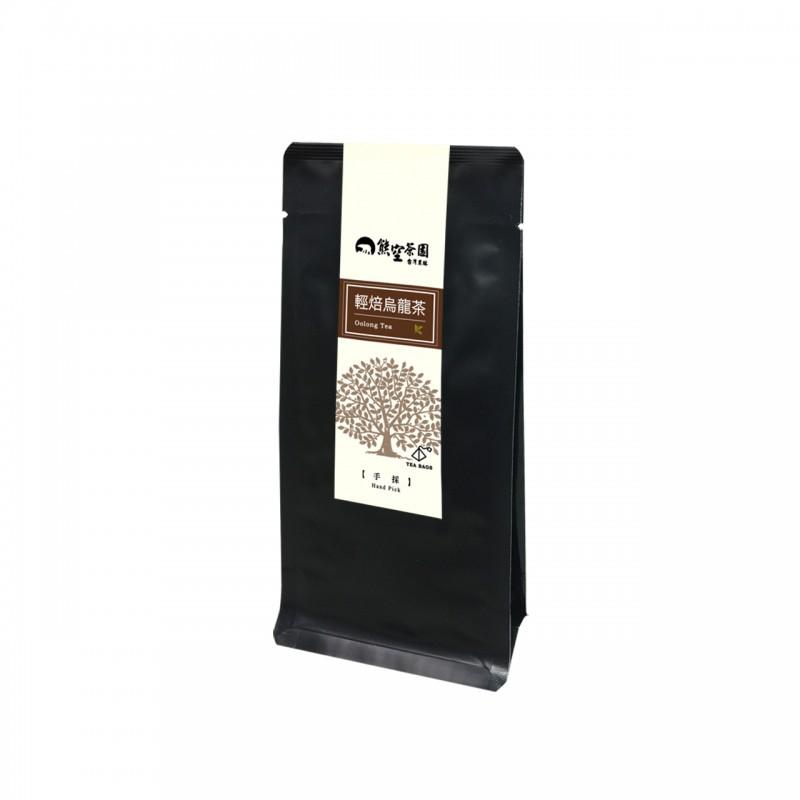 輕焙烏龍茶立體茶包(手採) 2gx7入/包
