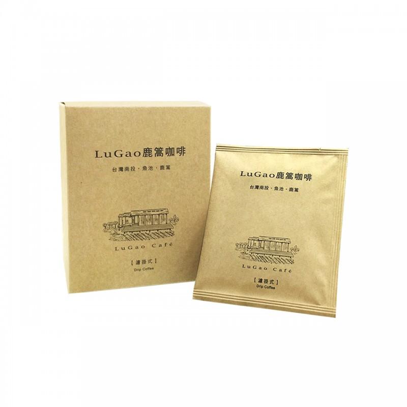 LuGao 鹿篙咖啡(濾掛式/水洗/中淺焙/10g*7入)