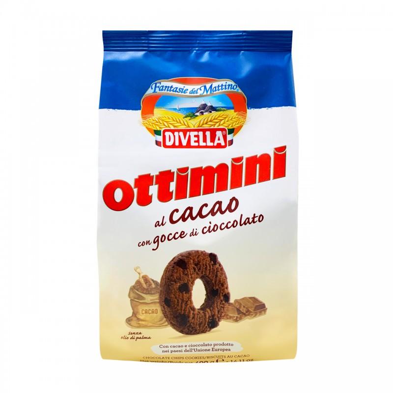 義大利Divella餅乾 (巧克力)