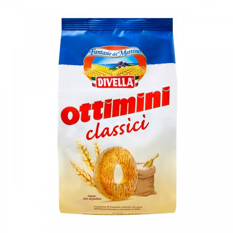義大利Divella餅乾 (經典原味)