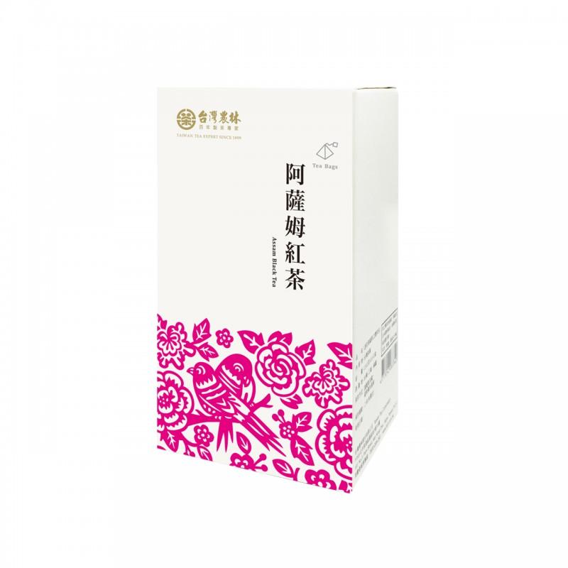 台茶風華-阿薩姆紅茶立體茶包 2.5gx20入